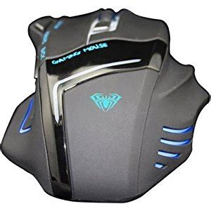 Gaming Mouse Aula Ghost Shark Si 989 aula ghost shark si 989 usb wired laser gaming mouse w 800 5700dpi computers