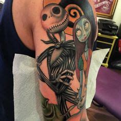 tattoo nightmares shop halloween town the nightmare before christmas and the