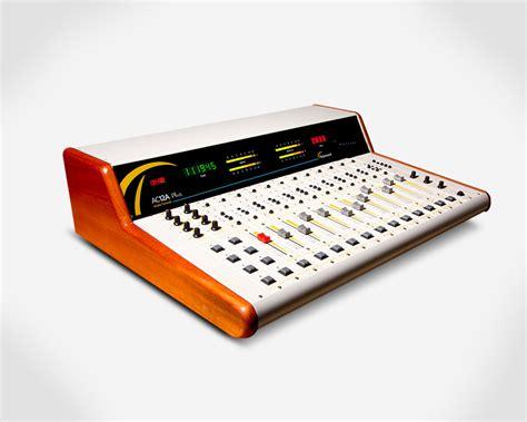 console audio console de 193 udio de at 233 18 slots teletronix