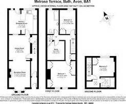 terraced house floor plans victorian terrace floorplan extensions google search