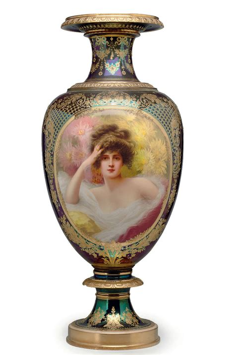 Royal Vienna Vase by Royal Vienna Vases Free Appraisals And Help To Sell