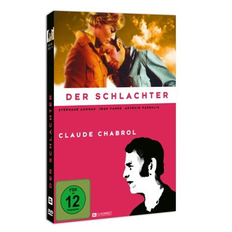 le boucher claude chabrol youtube claude chabrol der schlachter