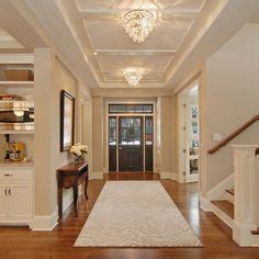 Foyer Lighting Low Ceiling by 1000 Images About White Wood Stained Wood Mix On