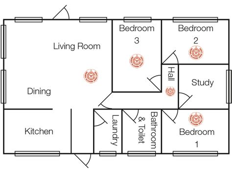smoke detector location in bedroom smoke alarm placement diagram 29 wiring diagram images