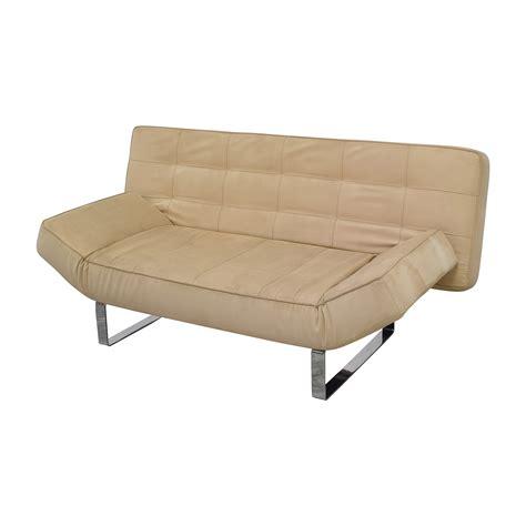 bo concept sleeper sofa 63 off boconcept boconcept zen beige sleeper sofa sofas