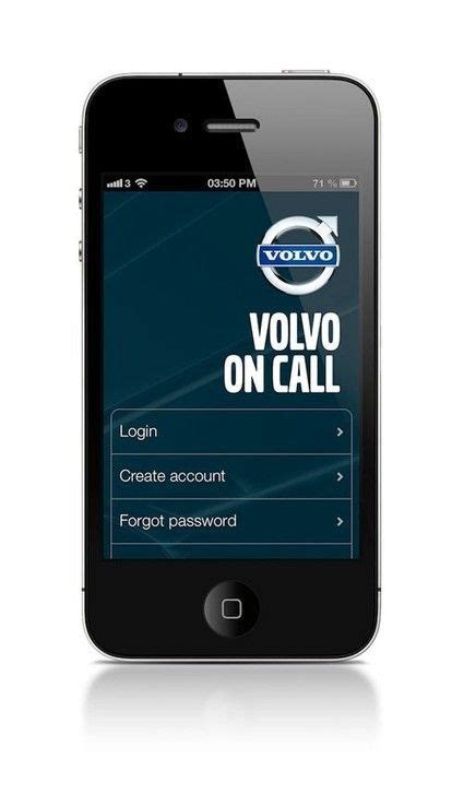 Volvo Login 37 Best Images About Login Screens On Volvo