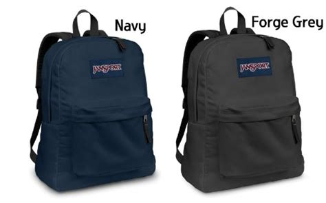 Tas Jansport Navy Blue jansport backpack all color black navy grey blue purple any color in the uae see prices