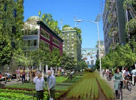 Green Concepts Turn New York City into Effective Urban Farming Area