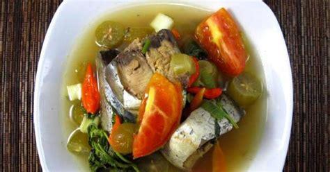 Freezer Ikan Laut sup ikan tongkol just try taste