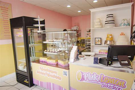 Bakery Interior Design Pink Lemon Bakeshop Blogto Toronto