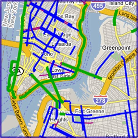 nyc bike map information about nycbikemaps nyc bike maps new york city s bike lanes and bike paths mapped