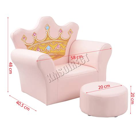 girls armchair foxhunter kids armchair games chair boys girls sofa
