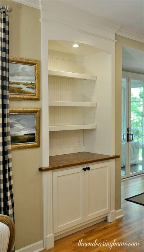 built in kitchen cabinet best 20 built in cabinets ideas on