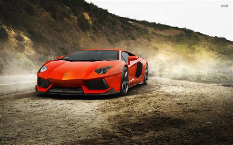 Eat My Dust Lamborghini Desktop Background HD 1920x1200