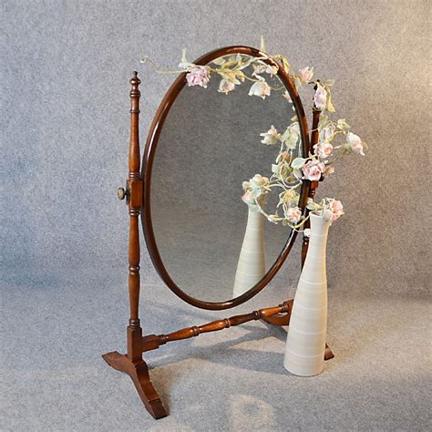 Antique Vanity With Mirror by Antique Mirror Dressing Table Vanity Swing Cosmetic C1880 239199