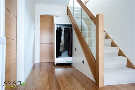 coat storage ideas ƹӝʒ under stairs storage ideas gallery 24 north london uk avar furniture