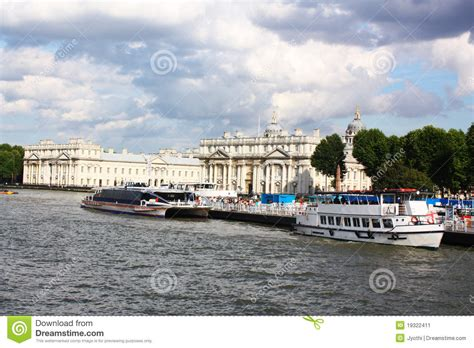 thames river boats dogs thames river boats from greenwich boats in greenwich stock
