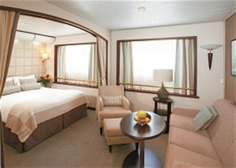 Flat Living Room - wind surf accommodations windstar cruises