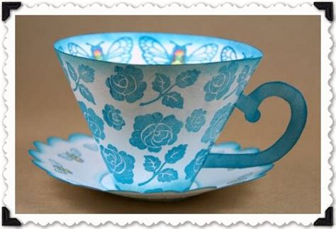 How To Make Paper Tea Cups - the world s catalog of ideas