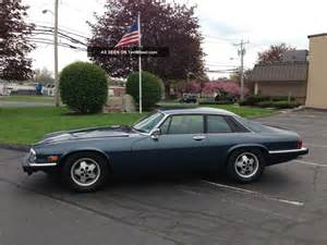 1985 Jaguar Xjs 1985 Jaguar Xjs Coupe Daily Driver Or Easy Restoration