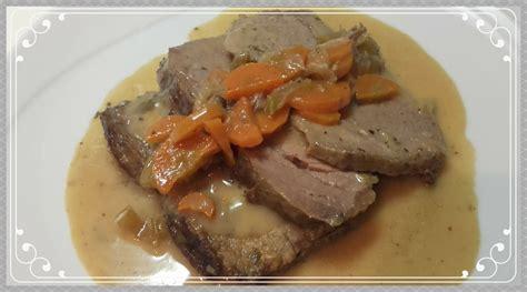 cucinare l arrosto di manzo arrosto di vitello ricetta by ilvolantinointavola