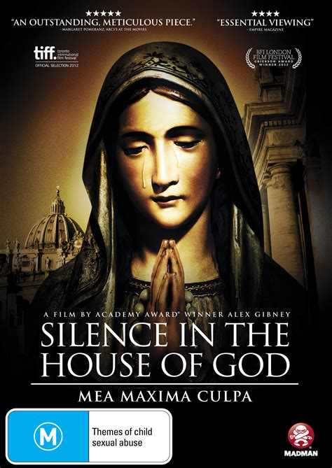 mea maxima culpa silence in the house of god giveaway silence in the house of god mea maxima culpa closed trespass magazine