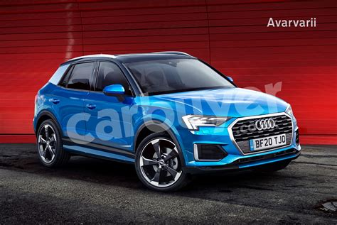 Q1 Audi by New Audi Q1 Expected In 2020 Carbuyer