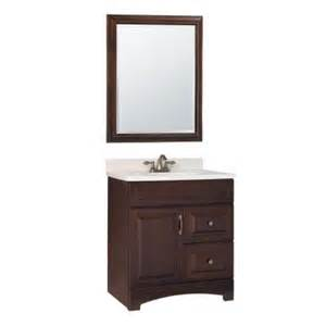 home depot bathroom cabinets in stock american classics gallery 30 in w x 21 in d vanity