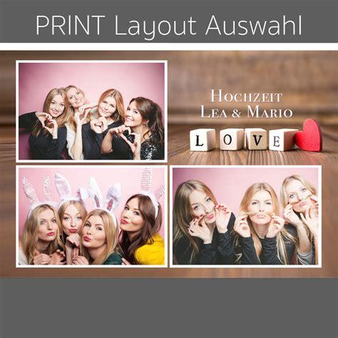 Print Layout En Español | print layout 10 die fotobox von den eventhelden