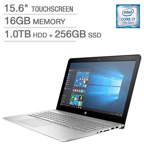 Hp Memori 16gb hp envy 15 6 quot touchscreen laptop intel i7 16gb memory 1tb 256gb ssd ebay