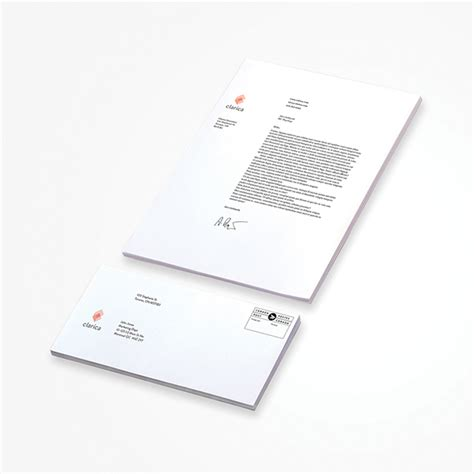 Zurich Insurance Letterhead Clarica Brand Identity On Behance