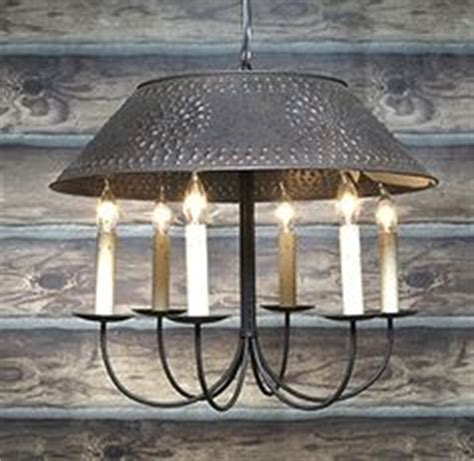 Primitive Dining Room Light Fixtures Primitive Country Chandelier On Farmhouse
