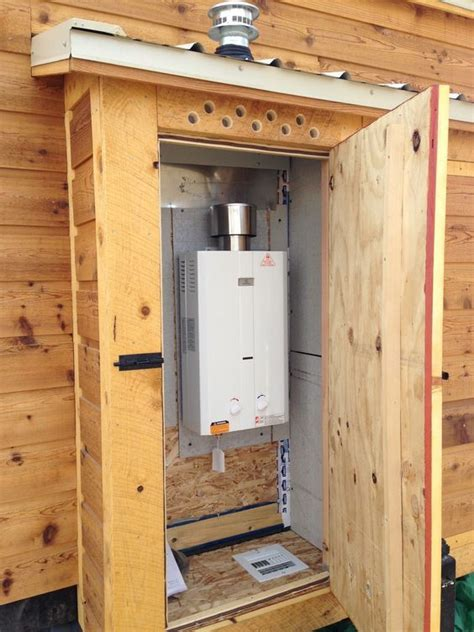 tiny house water heater water heaters tiny house and water on pinterest