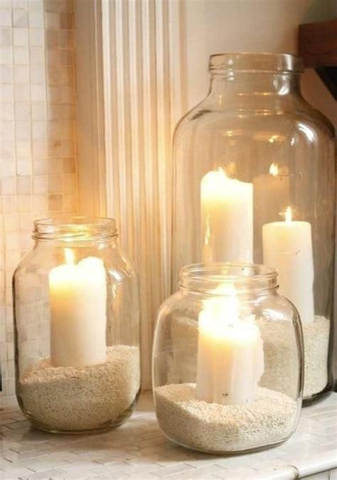 kerzenhalter badezimmer wei 223 er sand deko ideen kerzenhalter zum selbermachen