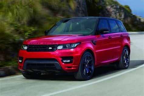 range rover svr 2016 automotivegeneral 2016 range rover sport svr wallpapers