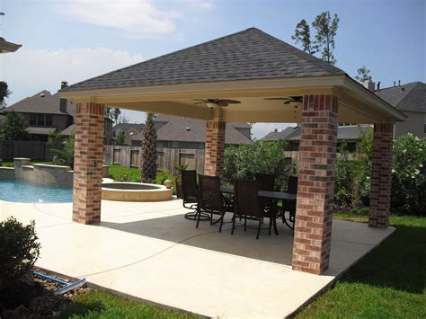 Patio Covers ? Custom Patio Structures