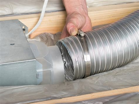 bathroom vent fan duct installation how to install a bathroom exhaust fan how tos diy