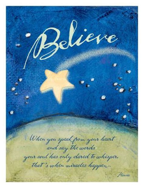 believe images believe in miracles giclee print by flavia weedn at