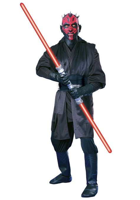 wars supreme costumes supreme darth maul costume from wars