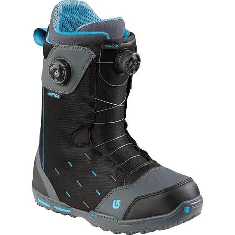 snow board boots burton concord boa snowboard boots 2015 evo