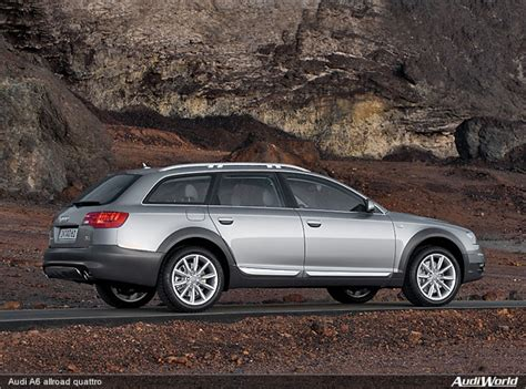 Audi A6 Offroad by The New Audi A6 Allroad Quattro Audiworld