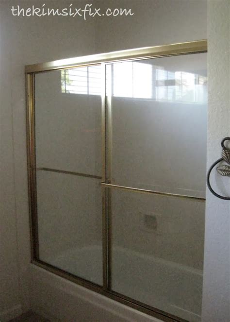 Glass Shower Sliding Doors Removing Sliding Glass Shower Doors Flashback Friday The Six Fix