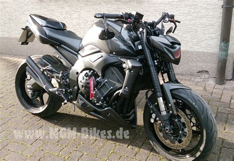Folie Carbon Motocicleta by Mgm Bikes Fz1