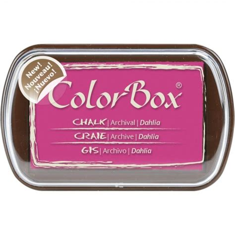 color box ink pads buy colorbox fluid chalk ink pad dahlia in india
