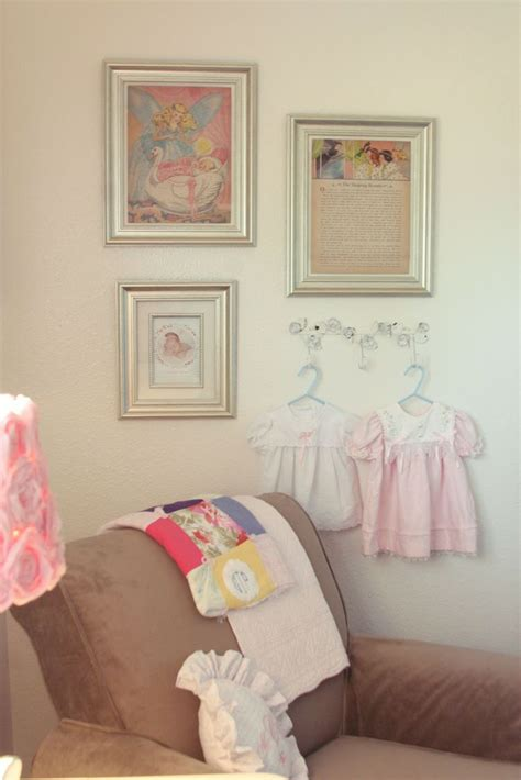 shabby chic nursery ideas baby girl morgan pinterest