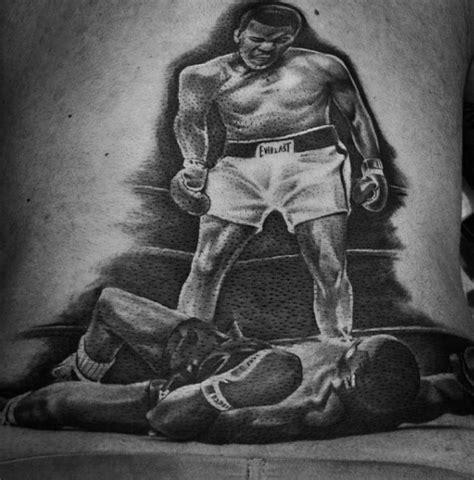 muhammad ali tattoo ideas 50 muhammad ali tattoo designs for men boxing chion