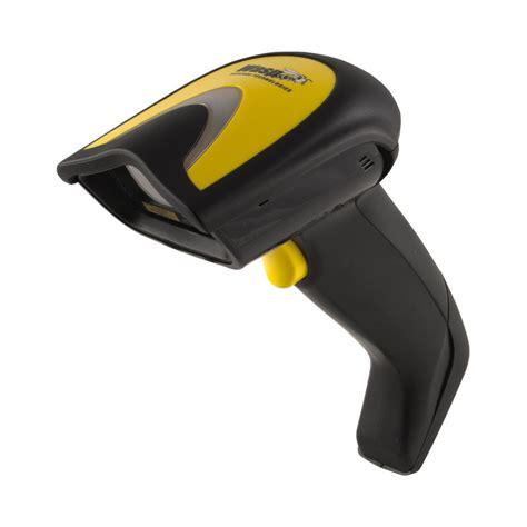 Barcode Scanner wasp wdi4600 2d barcode scanner ebuyer