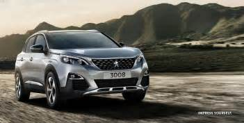 Peugeot Compact Suv Der Neue 3008 Suv