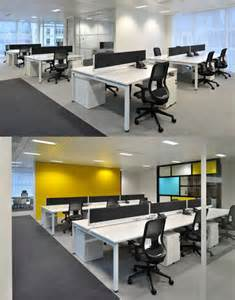 open office design white work surface for open office plan colour and