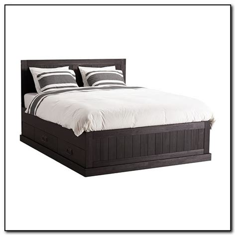 ikea bed frame with storage ikea storage bed queen beds home design ideas